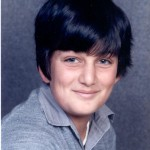 Schoolboy Michael Ludwig